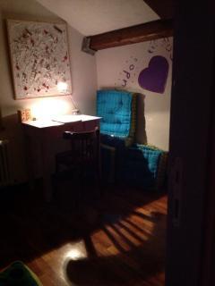 Zona notte altra camera/ospiti