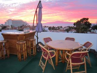 Ático 2 habitaciones centro playa de las Americas., Playa de las Americas