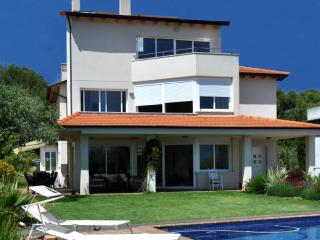 Villa Ananda in Sitges - private pool and sea view