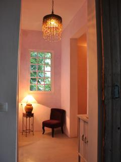 Entrance to bedroom 2 and on-suite dressing room