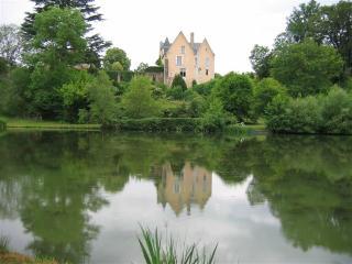 Chateau de La Chauviniere Loire Valley, Chateau-Renault