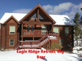 Luxury Authentic Log Cabin, in beautiful Castle Glen Big Bear