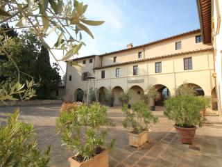 The Castello and Terrace