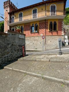 Vista dal borgo antico