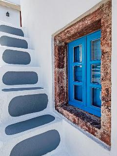blue and white: the colors of GREECE