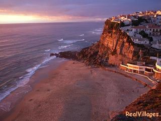 Azenhas do Mar beach