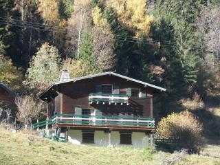 Un authentique chalet familial, Les Contamines-Montjoie