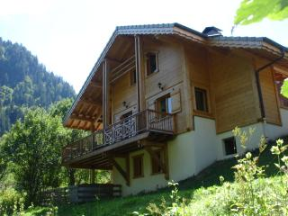 Summer View of Chalet