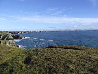 The Stunning Coastal Path