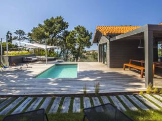 Modern Biarritz Luxury Villa - Heated Pool & Beaches