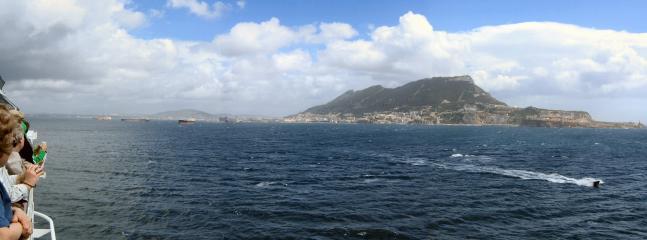 Experience Gibraltar - meet the famous gibraltan monkeys