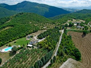 Casa del Tramonto, Arcevia