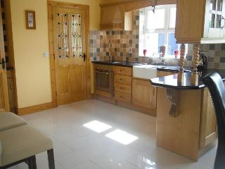 Kitchen with Granite worktop