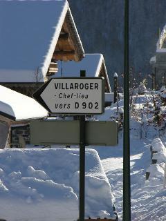 Le Pre village