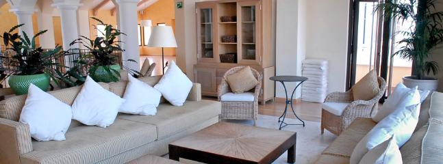 Relax in the Club house lounge