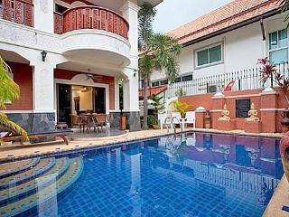 Villa Thiery with private pool, Pattaya