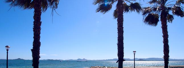 The Stunning Mar Menor beaches, only a 10 minute drive