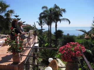 il giardino di Graziella, Taormina