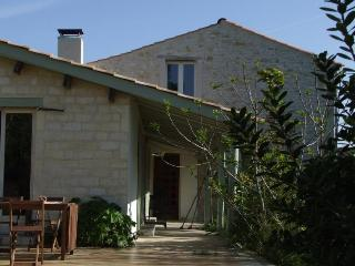 Stone house in Medoc Region