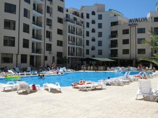 Avalon Aparthotel, Sunny Beach