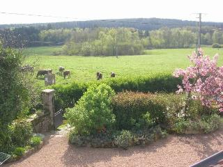 Self Catering Gite in Burgundy, Saint Léger Vauban