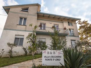 Villa Ceccarini Fonte d' Oro, Montefalco