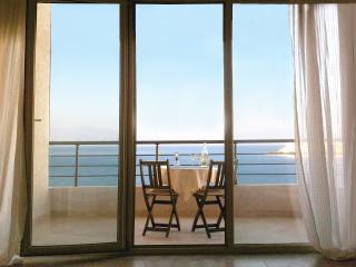 Apartment Overlooking the Sea