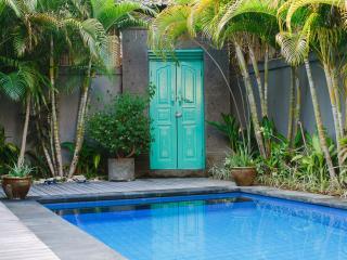 Tropical Villa 2BDR Pool Seminyak Bali
