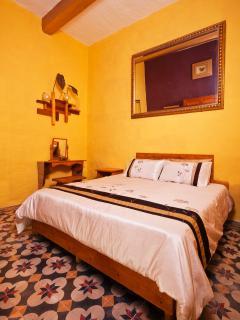 Domonguez Room Super King Bed