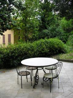 terrazza per colazione/pranzo/cena