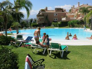 Ground floor apartment Park Beach Estepona