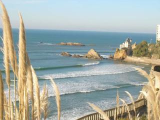 La côtes des Basques