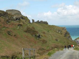 Tintagel-King arthurs Castle