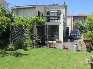 maison de vacances à Bordeaux, Le Bouscat