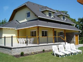 Holiday Home in Vonyarcvashegy