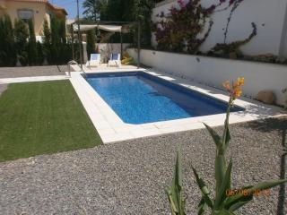 Casa Solymar, 4 bedrooms, sleeps 8, private pool beach holiday.