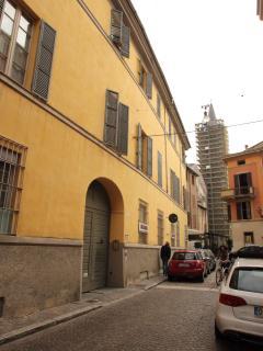 Palazzo Bianchi vista verso P.zza Duomo