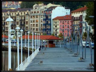 BILBAO GUGGENHEIM garaje free, Bilbao