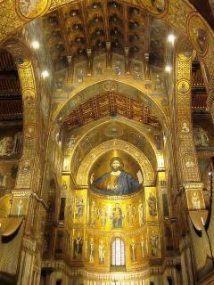 Monreale Cathedral, 10kms far, 20 minutes by car