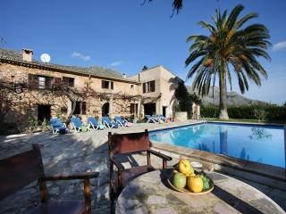 4 bedroom Villa in Pollenca, Balearic Islands, Spain : ref 5455726