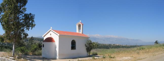 Church near Kefalas - Apokoronas