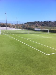 Tennis Courts at Baia da Luz