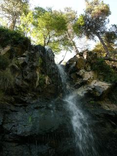 Walking in the Troodos mountains