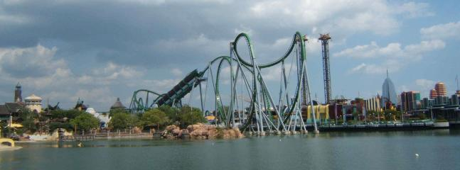 The Hulk, Islands of adventure