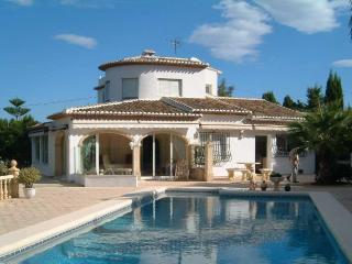 Luxury 7 Bed Villa and Pool, Benitachell