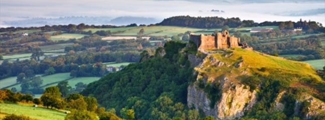 Dragons and Castles! Come and discover Carmarthenshire!