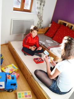 Chambre pour les enfants