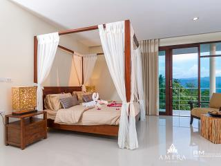 Romantic hillside villa stunning views C4, Ko Samui