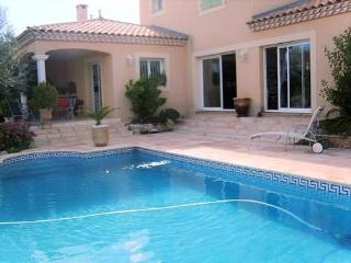 Holiday villa rental France, Pezenas