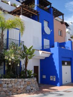 Casa Azul, Stunning spacious townhouse